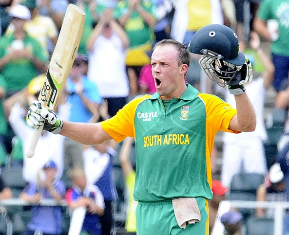5th ODI - South Africa v Sri Lanka at Johannesburg