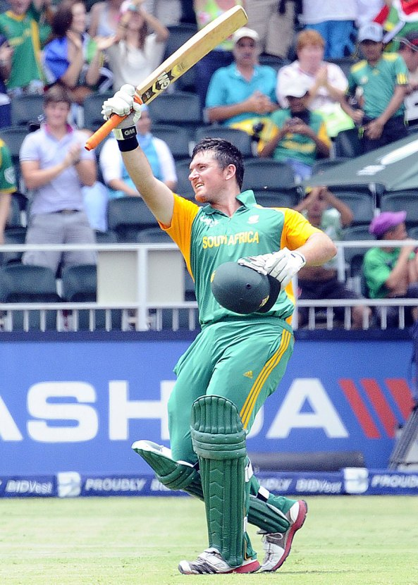 5th ODI - South Africa v Sri Lanka at Johannesburg, Jan 22, 2012