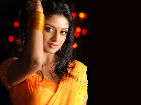 Vimala Raman South Indian Actress Wallpaper